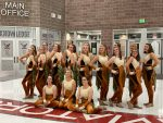 Colorguard Clinics this week!