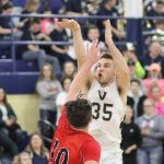 Bulldogs Hold off Late Charge by Vikings