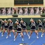 Teays Valley HS Competition Cheer Qualifies for OASSA State at Regional Event
