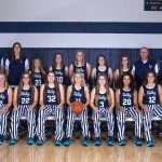Girls Varsity Basketball falls to Olentangy Liberty 65 – 38