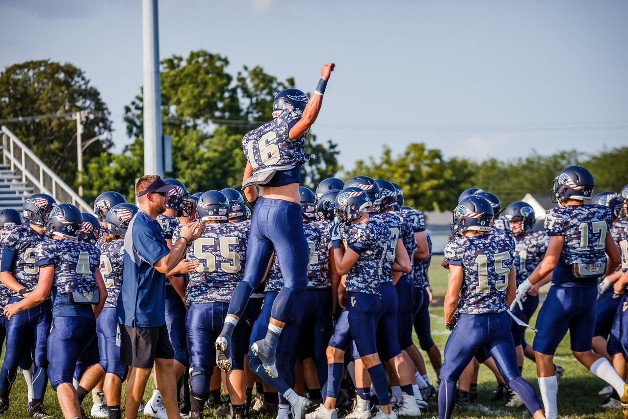 Football Jamboree Game 8/23 @ Big Walnut – Bring a Canned Good Get in Free