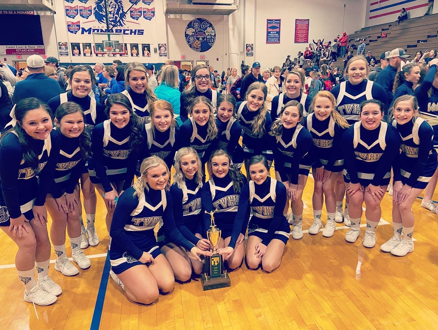 Traditional Competition Team Wins OAC State!
