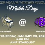 Vikings Travel to Stardust to Take on Bruins