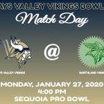 Vikings Travel to Sequoia for Bout