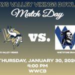 Vikings Host Braves for Teacher Appreciation Night