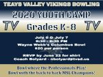 Bowling Youth Camp Registration