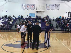 Boys Basketball v. Elyria