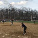 Varsity softball beats Black River