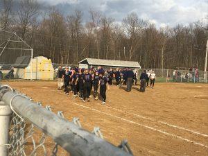 Varsity Softball v. Black River