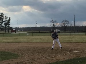 Varsity Baseball v. Black River