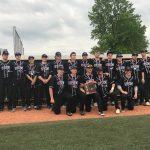 Varsity Baseball District Final Photos