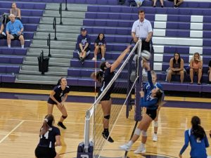 Keystone Volleyball Beats Bay and Hathaway Brown