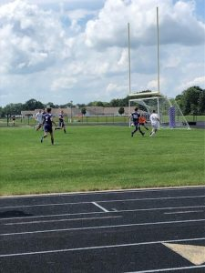 Soccer Falls To Cloverleaf