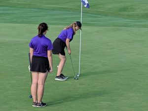 Girls Varsity Golf Banquet 2019, Great Job Ladies!