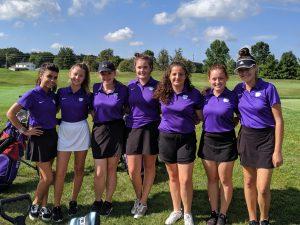 Girls Golf Photos!