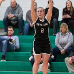 Peters Sets New School Record With 8 Three Pointers
