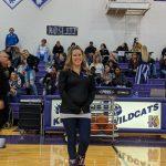 Boys Basketball Selects Heffernan For Staff Appreciation Night