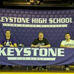 Congratulations Jacob, Dylan, and Gavin!