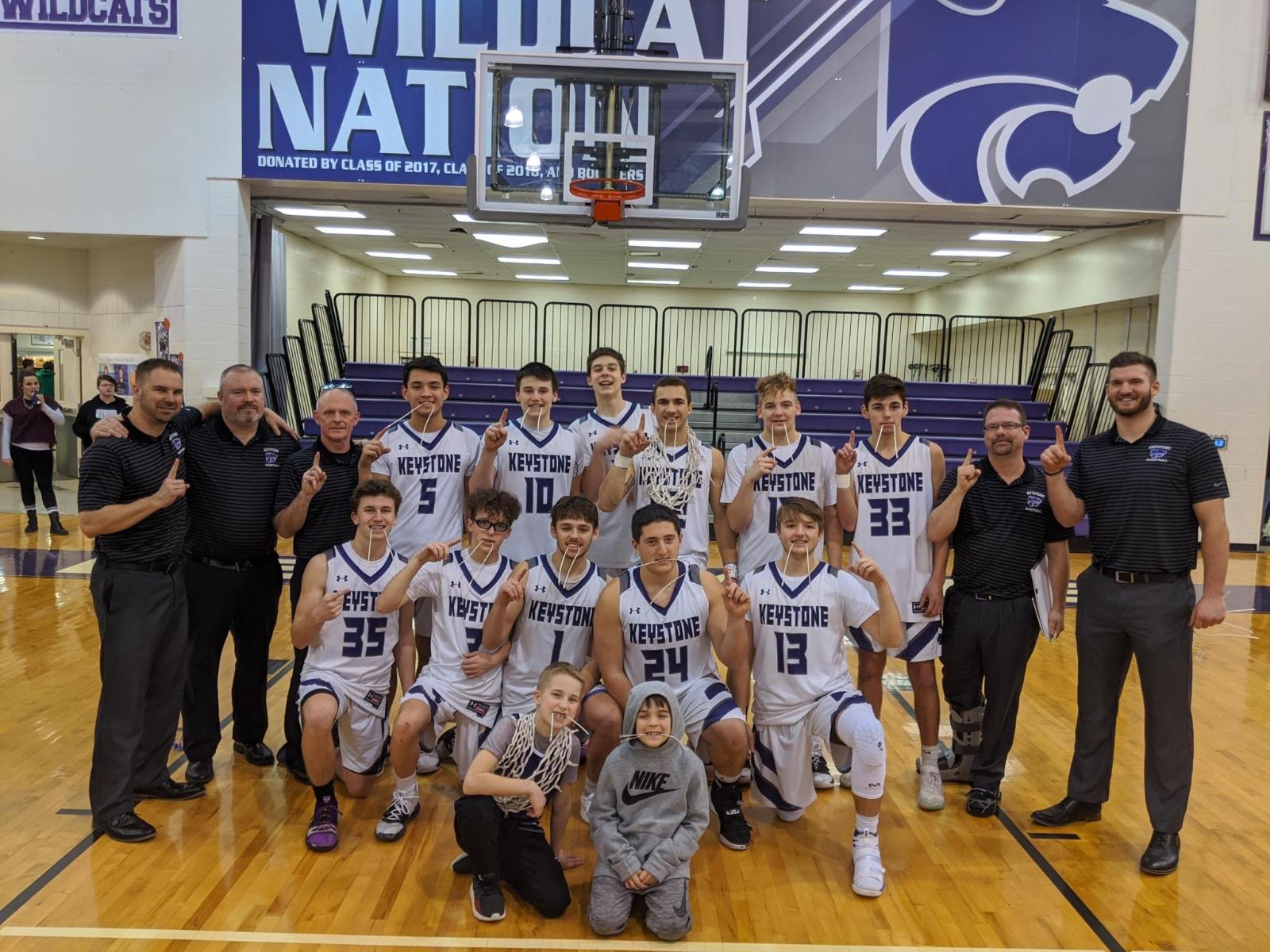 LC8 Boy Basketball Champions