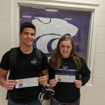 Village Pizza Athletes Of The Month