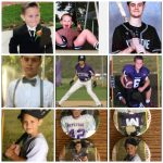 Baseball Senior Collage