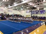 Congratulations Lady Wildcats Cheerleaders!