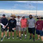 Inaugural 2019 Football Staff