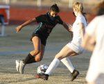Lady Firebirds fend off Broncos 2-1