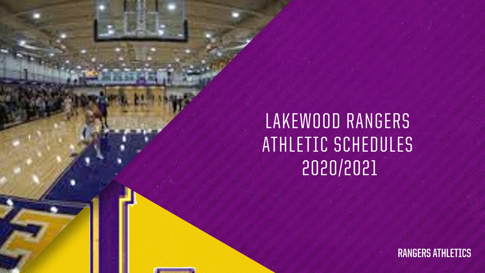 Lakewood Athletic Schedules