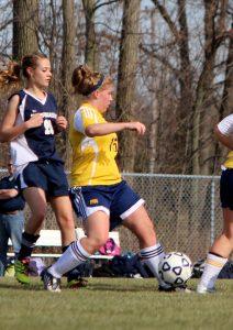 GIrls JV Soccer – Spring 2012