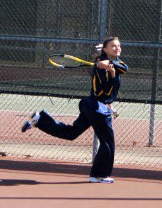Girls Varsity Tennis – Spring 2012
