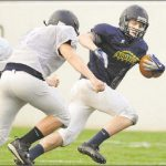 FOR HUSKIES, THE WORD IS 'IMPROVEMENT'   Northern looking to get back to playoffs