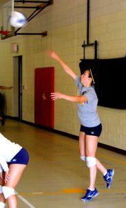 Varsity VB Tournament (@PHHS) Champs, September 22, 2012