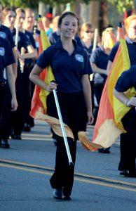 Rotary Parade, Summer 2012