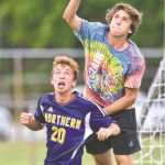 SOCCER: BACK TO THE MAIN EVENT