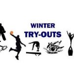 WINTER TRY-OUT SCHEDULES