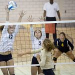 Adair, Bowerman, Klink, Shell named to Top 25 Blue Water Area Volleyball Team