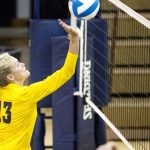 Klink named finalist for Volleyball Player of the Year