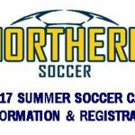 NORTHERN SOCCER SUMMER CAMP INFORMATION