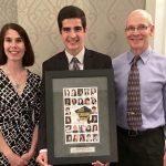 Detroit News' Outstanding Grads:  CONGRATULATIONS, JOE MULLALLY!