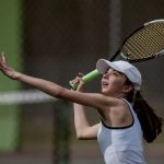 PH NORTHERN GIRLS EYE TENNIS STATE FINALS