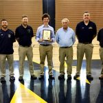 FEALKO AWARDED MHSCA Class A Multi-Sport Award