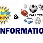 FALL TRY-OUT, SUMMER CONDITIONING & CAMP INFORMATION 2017