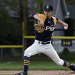 NORTHERN'S BRETT MANIS EARNS ALL-STATE BASEBALL HONORS