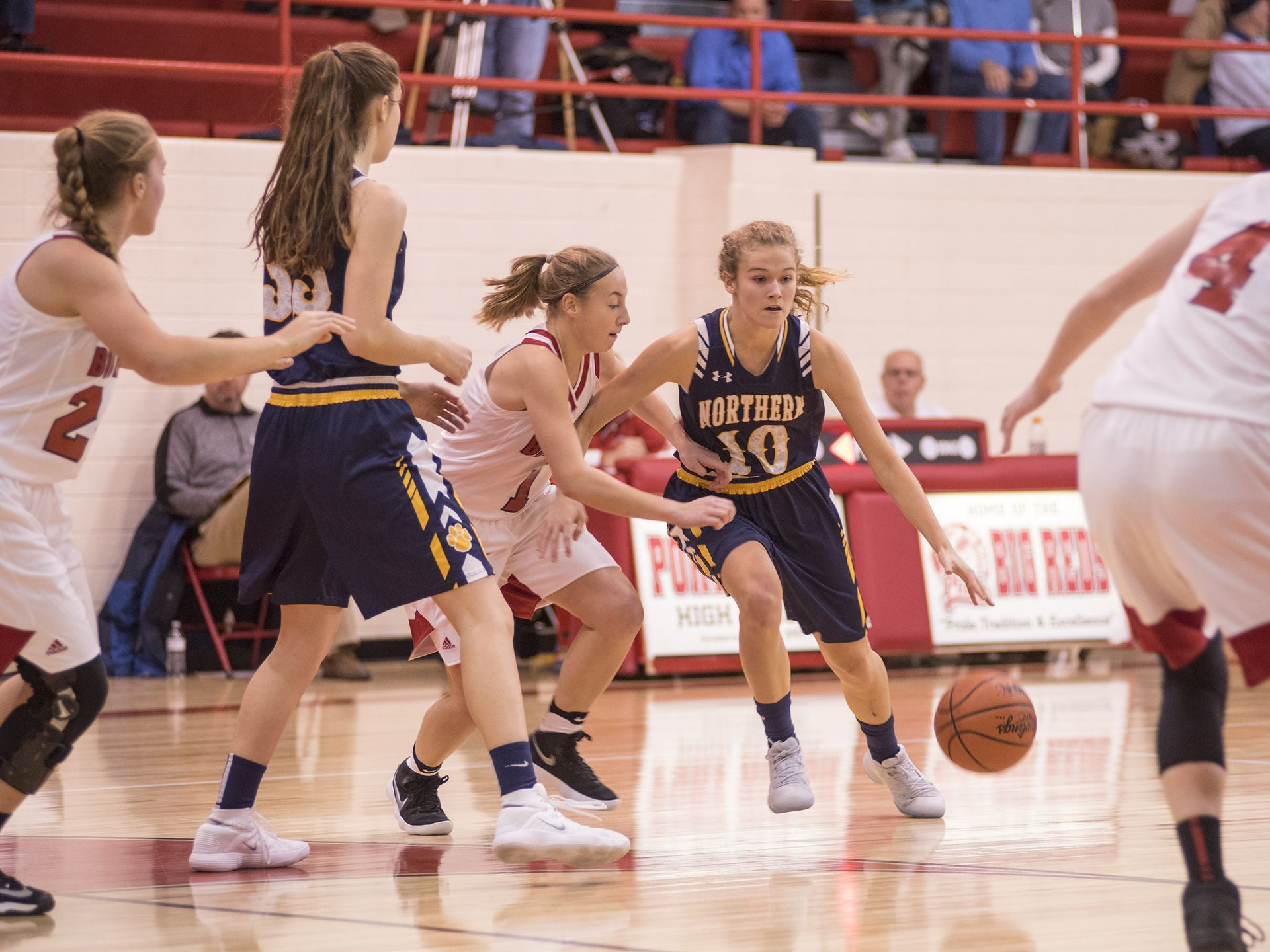 Times Herald Girls Hoops Poll: NORTHERN IN IN TOP SPOT