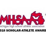 ROMAN NAMED FINALIST FOR 2018 MHSAA SCHOLAR ATHLETE AWARD