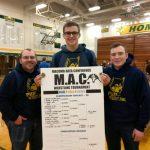 SEATON NAMED WRESTLING'S MAC BLUE MVP