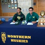 KIMBRELL, MASON SIGN TO WAYNE STATE FOOTBALL