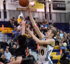 PHOTOS:  BOYS BASKETBALL  PHN vs UTICA