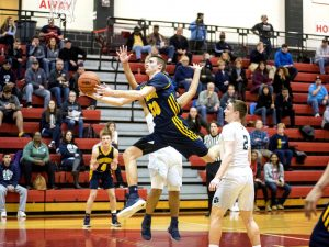 PHOTOS:  PHN vs DAKOTA Boys Basketball District Semifinal game 3-7-18